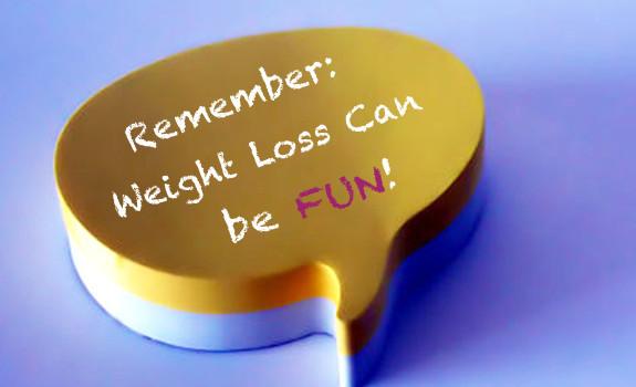 Suggerimenti motivazionali per perdere peso divertendosi